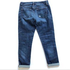 J. Crew Jeans - J. Crew Broken Boyfriend Jeans Size 25